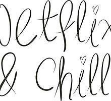 Netflix & chill by caddystar