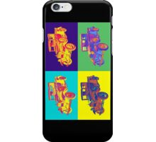 Colorful 1930 Model A Ford Pickup Truck Pop Art iPhone Case/Skin