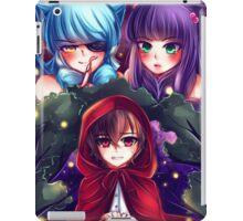red riding hood Rokuro iPad Case/Skin