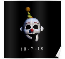 Five Nights at Freddy's - Sister Location Release Date Poster