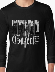 THE GAZETTE JAPAN ROCK BAND Long Sleeve T-Shirt