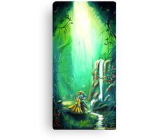 Tale as Old as Time... Canvas Print