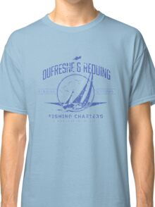 Dufresne and Redding Fishing Charters Classic T-Shirt