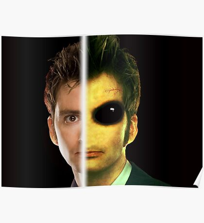 Doctor Who Alien - Tenth Doctor Poster