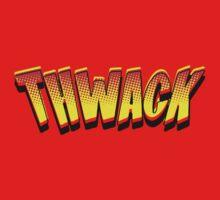 Thwack Sound Effect Kids Tee