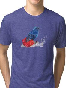 By the Stream Tri-blend T-Shirt