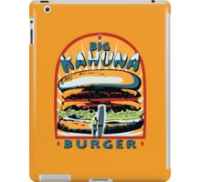 Big Kahuna Burger Pulp iPad Case/Skin