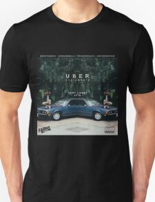 uber everywhere Unisex T-Shirt