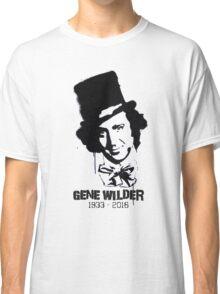 Gene Wilder Stencil Classic T-Shirt