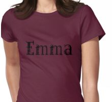 Emma Womens Fitted T-Shirt