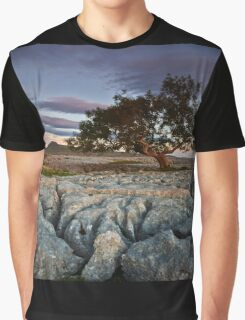 The Tree On The Pavement Graphic T-Shirt