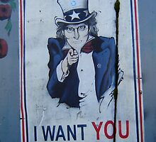 """""""Uncle Sam"""" Wants YOU! by photroen"""