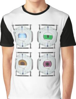 Portal 2 Cores Graphic T-Shirt