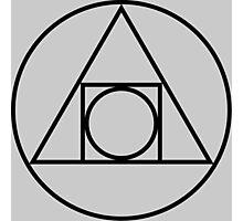Philosopher's Stone Photographic Print