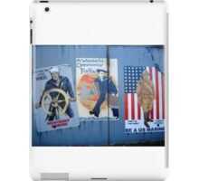A Wonderful Military Opportunity For You iPad Case/Skin