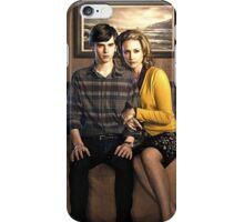 Bates Motel  iPhone Case/Skin