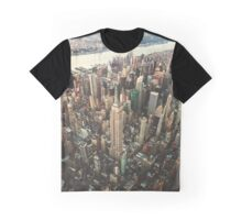 empire state building in nyc Graphic T-Shirt