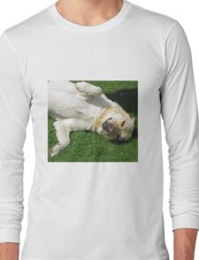 Meet Harvey - Cute K9 Long Sleeve T-Shirt