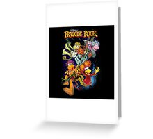 The Fraggle Rock  Greeting Card