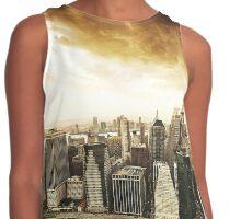 nyc skyline Contrast Tank