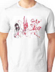 Jeff The Killer: Go To Sleep Unisex T-Shirt