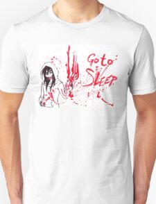 Jeff The Killer: Go To Sleep T-Shirt