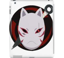 Kakashi Black Ops iPad Case/Skin