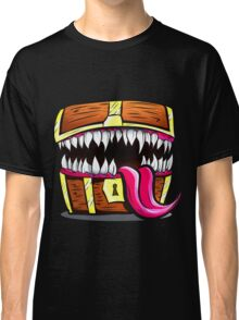 Mimic Chest - Dungeons & Dragons Monster Loot Classic T-Shirt