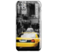 "Pixels Print ""YELLOW NYC TAXI"" iPhone Case/Skin"