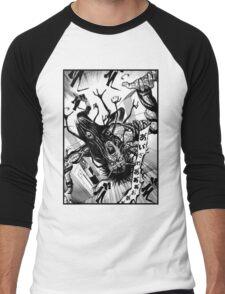 Junji Ito Spider Demon Men's Baseball ¾ T-Shirt