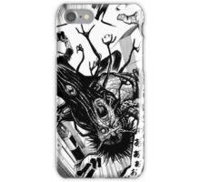 Junji Ito Spider Demon iPhone Case/Skin
