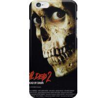 Evil Dead 2 iPhone Case/Skin