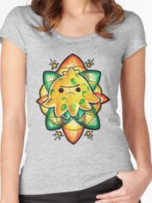 Shroomish  Women's Fitted Scoop T-Shirt