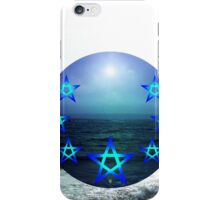 Tarot Kernow - Seven of Pentacles iPhone Case/Skin