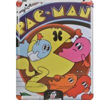 Pac Man Vintage iPad Case/Skin
