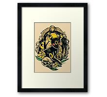 Umbreon Framed Print