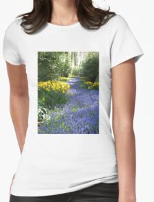 The Flower Lane, Keukenhof Gardens, 2007 T-Shirt