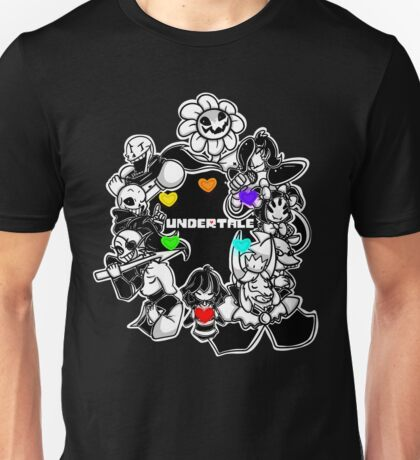 Undertale XXV Unisex T-Shirt