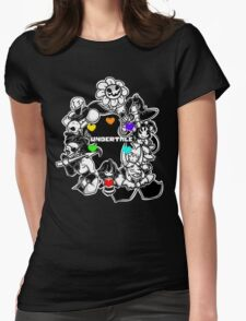 Undertale XXV Womens Fitted T-Shirt