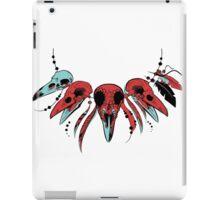 Birds Necklace iPad Case/Skin