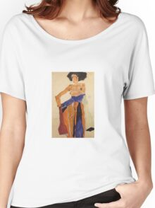 Egon Schiele - Moa 1911 Women's Relaxed Fit T-Shirt