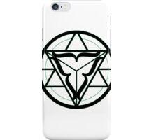 Balance/Unity Alchemy circle iPhone Case/Skin