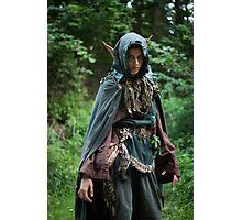 High Elf cosplay Photographic Print