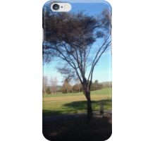 Native tree grows iPhone Case/Skin