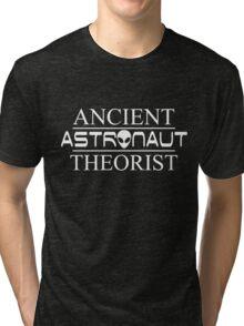 Ancient Astronaut Theorist  Tri-blend T-Shirt