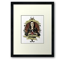 Drusilla - Buffy the Vampire Slayer Framed Print