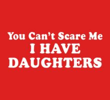You Can't Scare Me Kids Tee