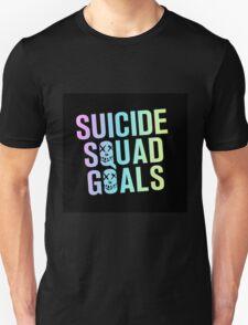 Suicide Squad Goals Unisex T-Shirt