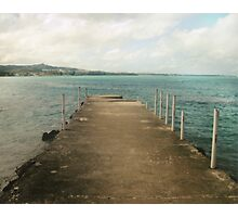 Luquillo  Photographic Print