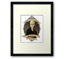 Spike - Buffy the Vampire Slayer/Angel Framed Print